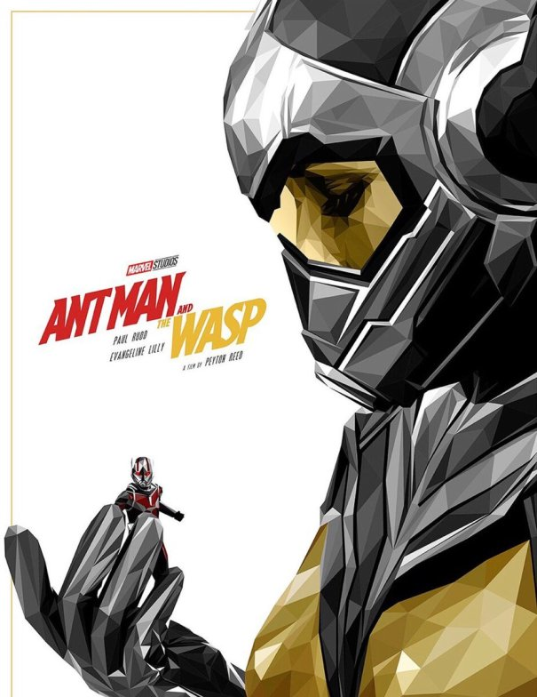 New Ant Man And The Wasp Posters Marvel Comics