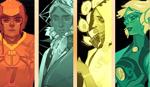 transistor characters的圖片搜尋結果