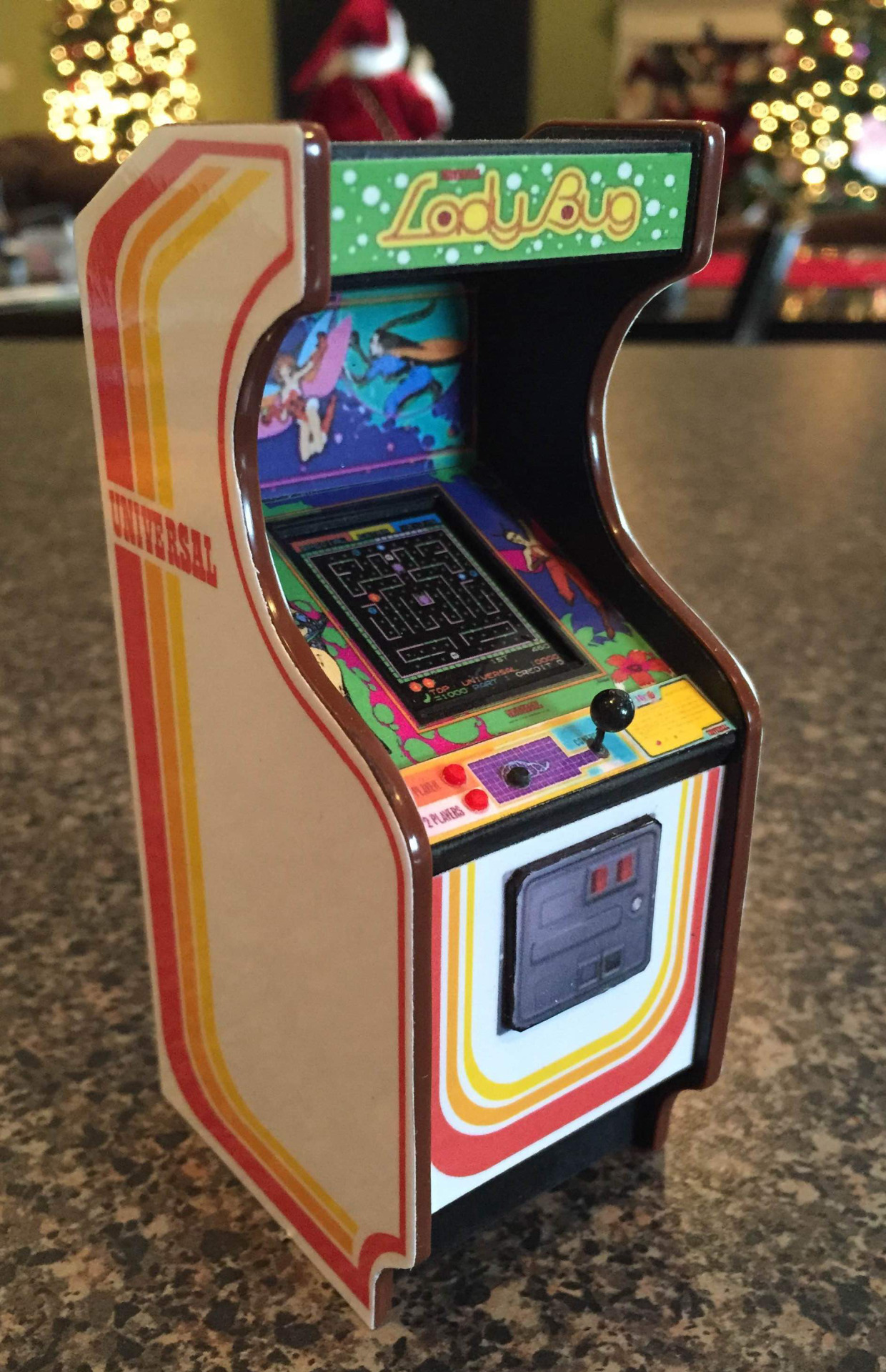 it8Bit  Classic Arcade Cabinet Miniatures Created