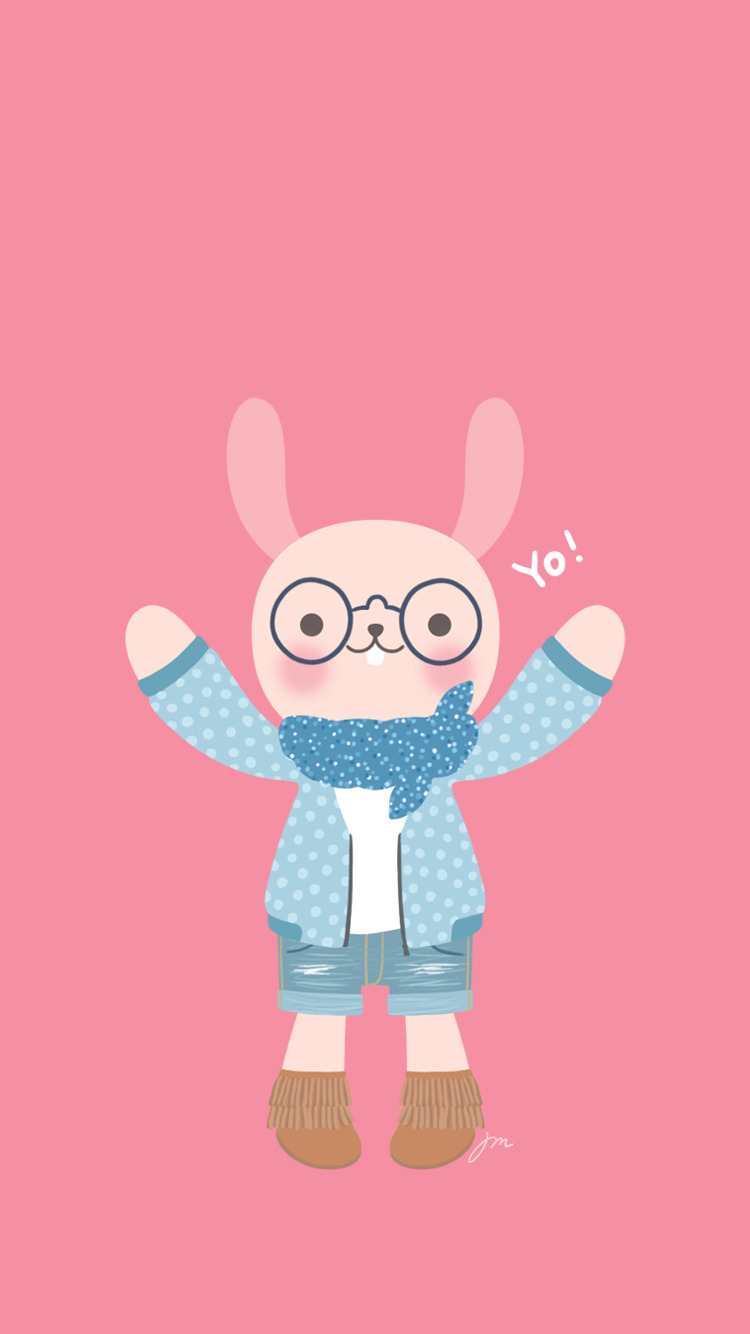 Cute Pink Wallpaper For Iphone 6 Plus Jongmee