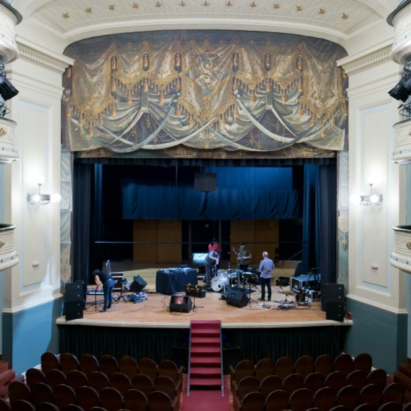Desmontando, Teatro Principal, Santiago