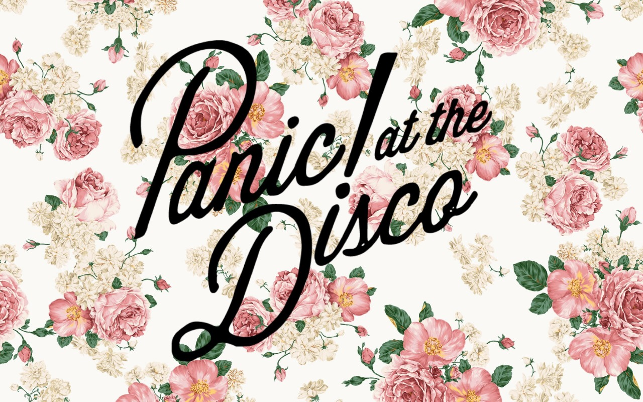 Fall Out Boy Wallpaper Ipad Some Panic At The Disco Wallpapers I Made Feel I M