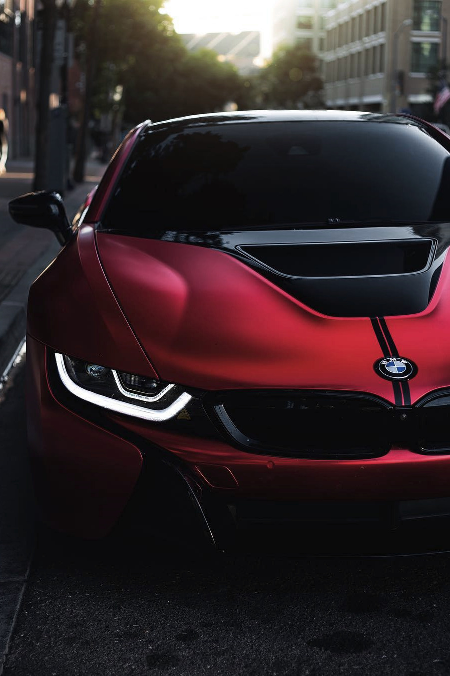 Matte Black Luxury Car Wallpaper Underworld
