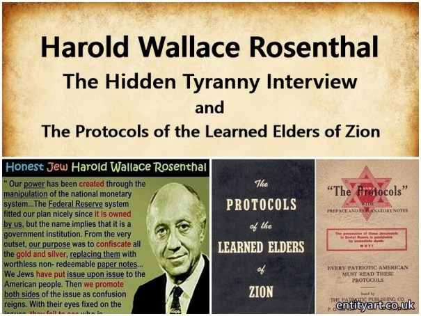 284b4abb408 Harold Wallace Rosenthal Interview and The Pro… – Conspiracy Theories