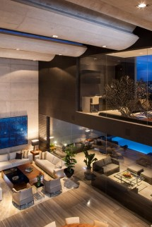 Ch House Living Room Glr Arquitectos. Inspired