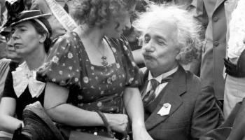 Albert Einstein and Luigi Pirandello meet in N… – History