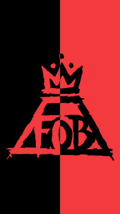 Fall Out Boy Wallpaper Ipad Fob Logo Tumblr