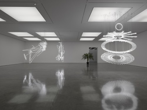 tumblr_nwd2oiWAvr1qfc4xho3_500 Cerith Wyn EvansWhite Cube. South Galleries, Bermondsey'The... Contemporary