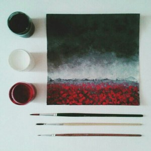 drawing grunge indie painting dark hipster drawings simple colors favim sharpie pencil inspiration paints katherine roll colour shoe