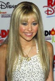 great miley cyrus hair transformation