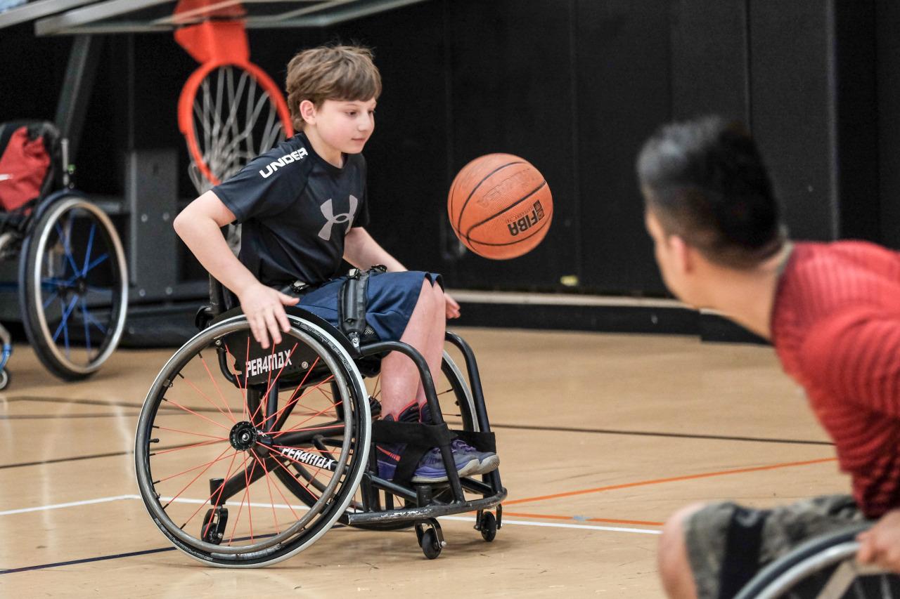 wheelchair hot wheels darien lake concert lawn chairs fujifojo  aaron berry basketball