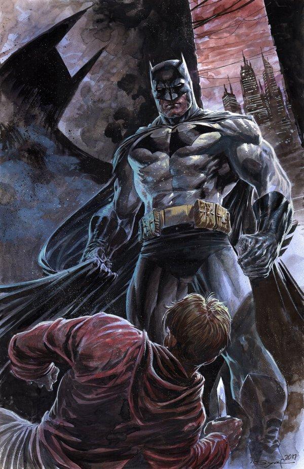 Batman Notes - Ardian Syaf