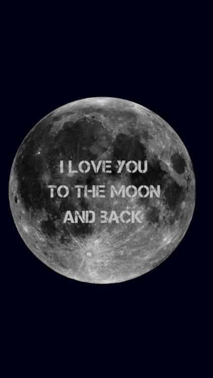 Iphone Wallpaper Quotes Love Moon Wallpaper Tumblr