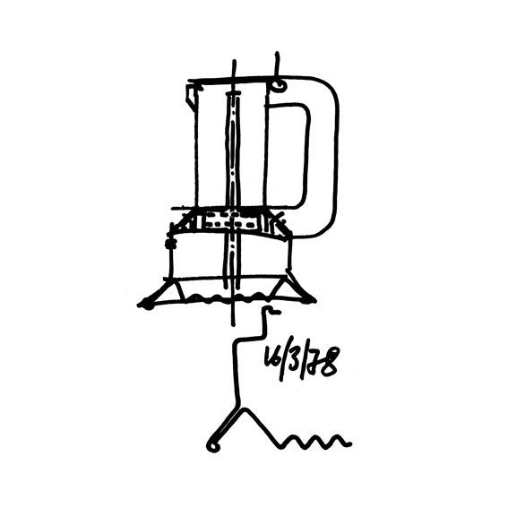 Design is fine. — Richard Sapper, Espresso coffee maker