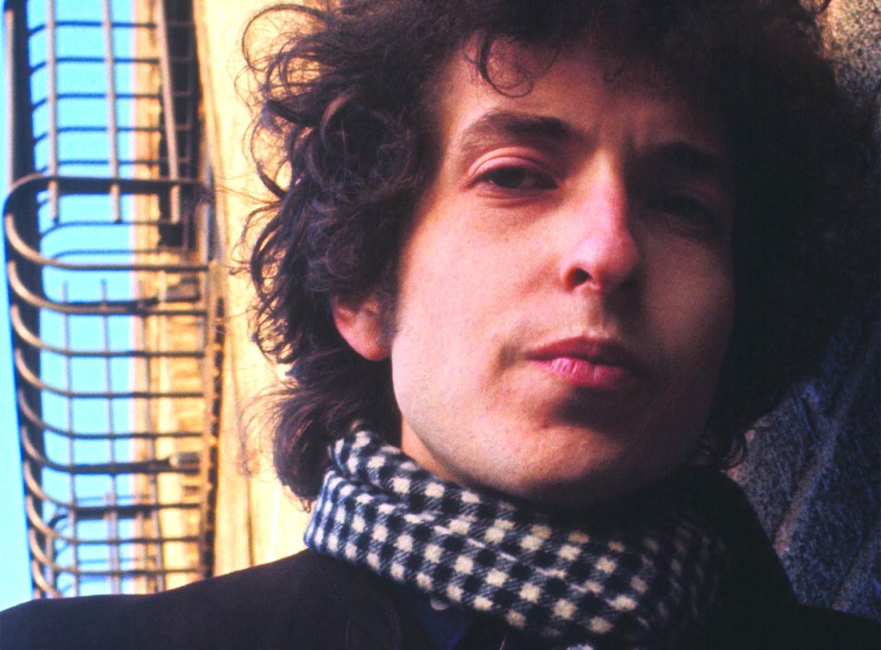 Bob Dylan, 1966, by Jerry Schatzberg for the c… – Glamrock