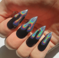 Pointy Nail Art Tumblr | www.pixshark.com - Images ...