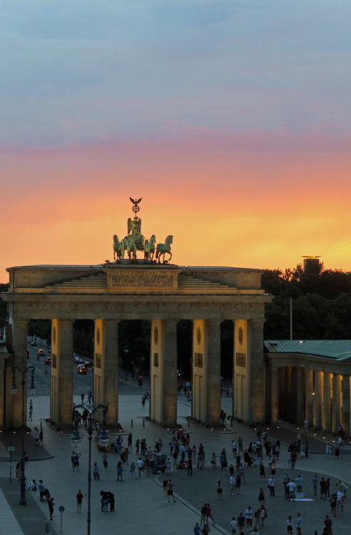 Berlin At Sunset Tumblr