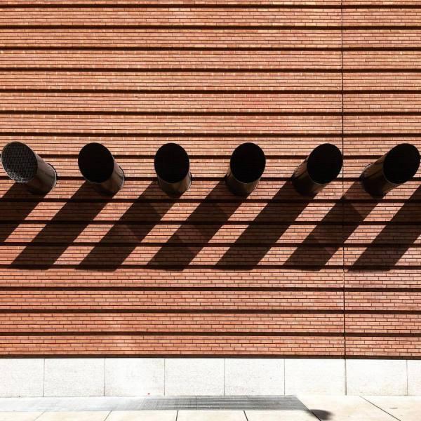 Archdaily Sfmoma #mariobotta #brick