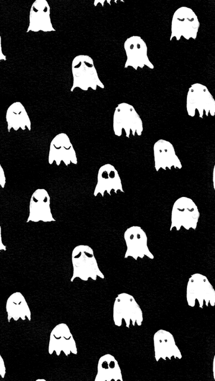 Fall Pumpkin Iphone Wallpapers Halloween Ghost Wallpaper Tumblr