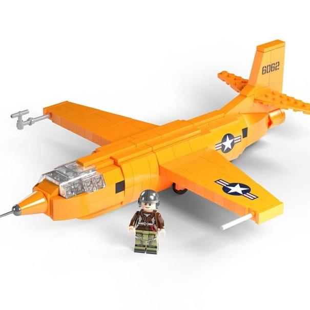 X-1 Rocket Plane #brickmania #lego #SmallBusin… – Lego