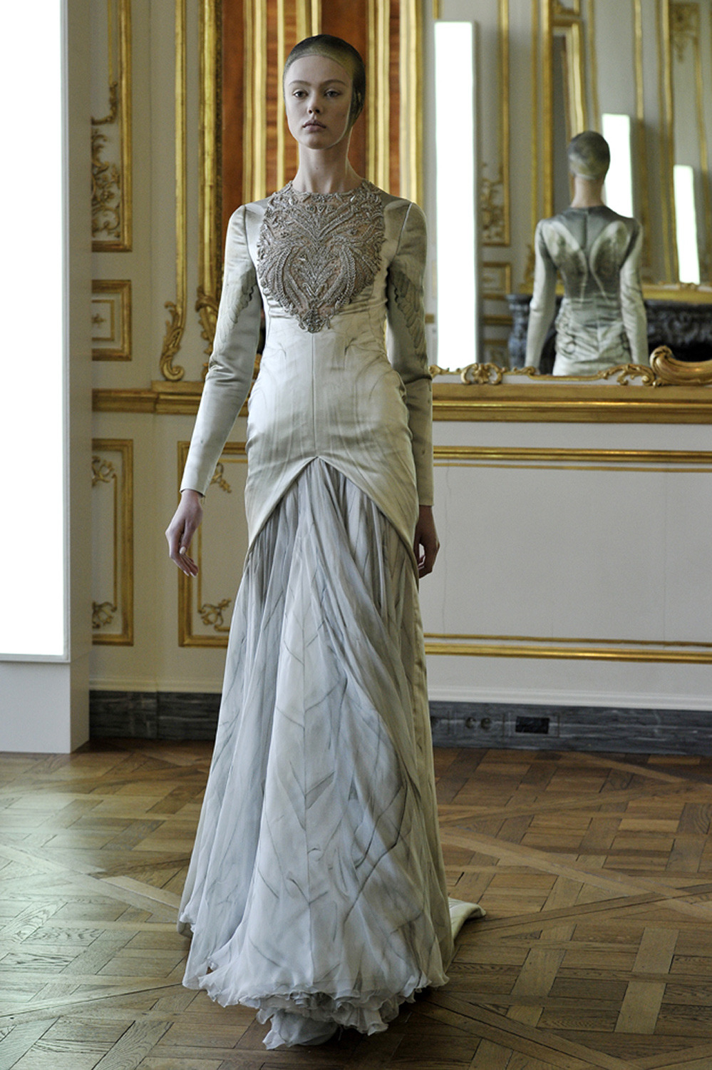 High Fashion Haute Couture  Alexander McQueen Angels and