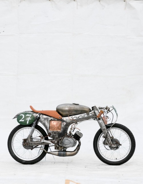 honda 50cc street bike