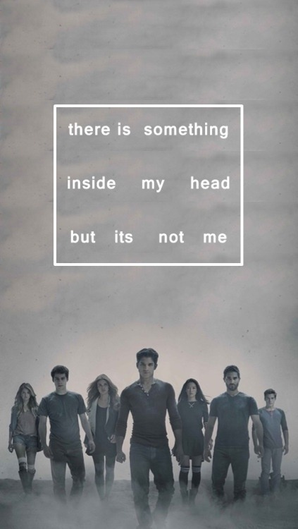 Harry Potter Quotes Wallpaper Iphone 5 Teen Wolf Ipad Tumblr