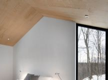 Bolton Residence, Quebec, Canada by Studio... | Get inspired!