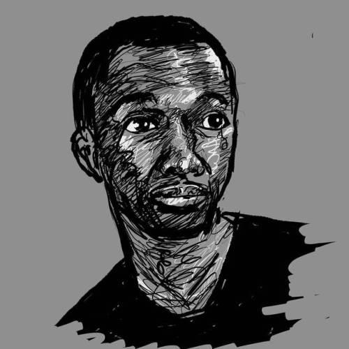 #jamiehector #thewire #marlo #sketchfromphoto #sketchfromreference #sketchofphoto #sketch #drawing #illustration #portrait #sketchbook #Note8 #galaxynote #spen #infinitepainter @jamiehector
