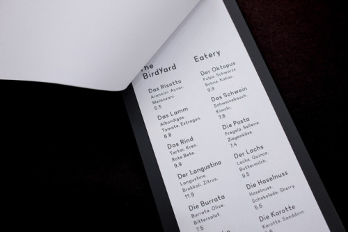 "tumblr_oz55qkVYaF1r5vojso5_500 The BirdYard Eatery and Bar by Atelier Olschinsky""Concept,... Design"