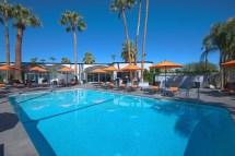 Palm Springs Hotel - Ca Usa Desert Modernist