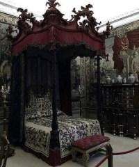 gothic bedrooms | Tumblr