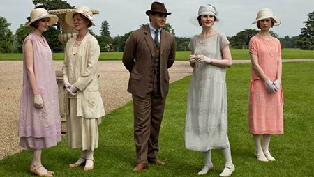 Image result for downton abbey fashion