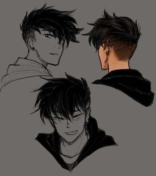 30+ Anime Undercut Hairstyles Guys , Hairstyles Ideas , Walk