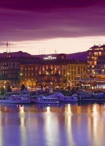 Hotel Lake Geneva Switzerland