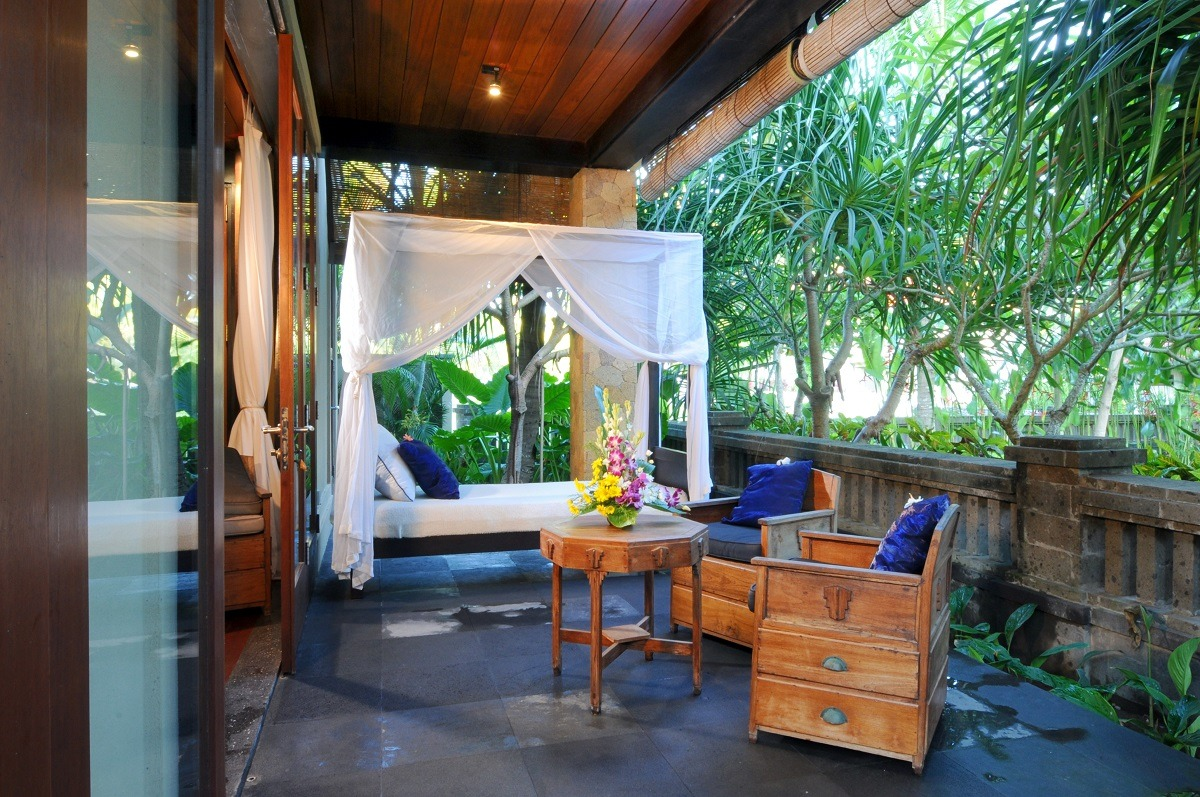 Jasri Beach Villas  Bali Indonesia Set within a