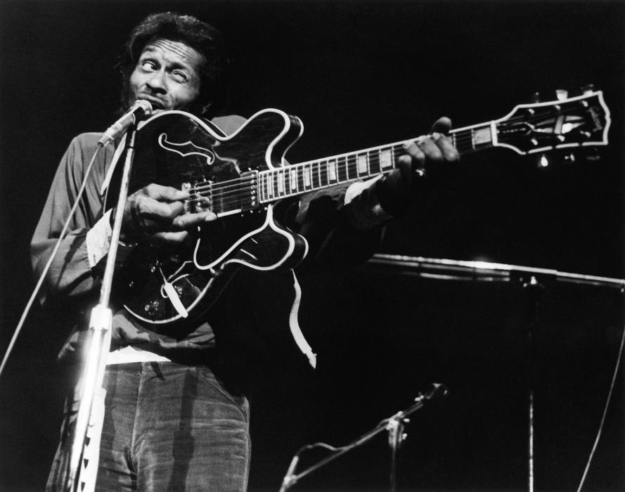Chuck Berry dead at 90..