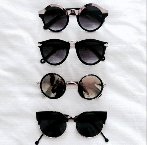 Get great looking sunglasses in all shapes and colors »here« !