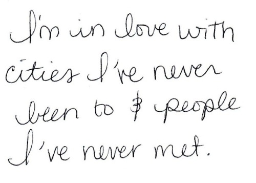 paper towns quote on Tumblr