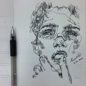 Simple Drawings Grunge 1