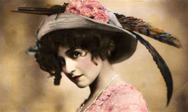 a29fd269476 The most beautiful but tragic actress of Edwardian era -…