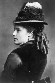 1800s hairstyle