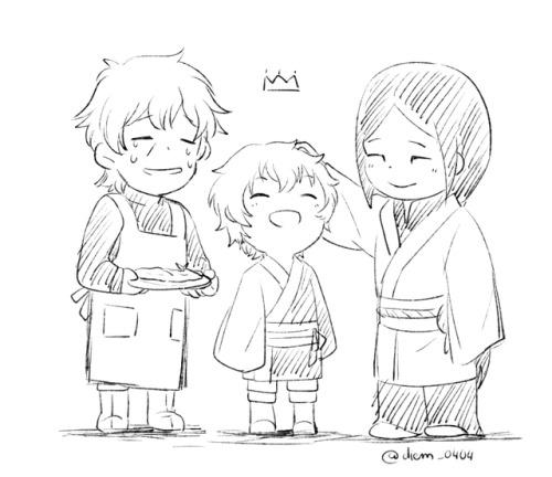 Old Mitsuki