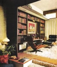 Living Room Decor, 1960s | The Giki Tiki