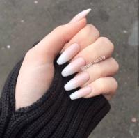 french white tip | Tumblr
