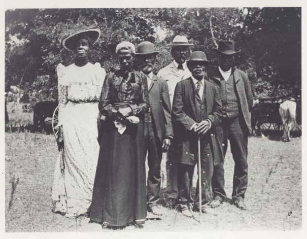 2dd35be98fb0e9 A Group Celebrating Juneteenth in Texas, 1900 – History