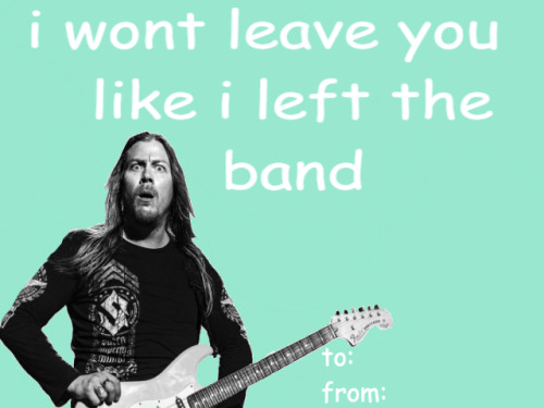 Band Valentine Cards Tumblr