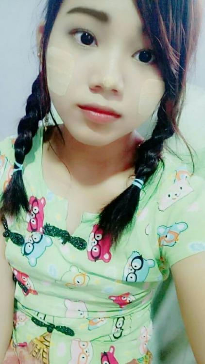 myanmar girl | Tumblr