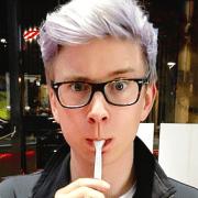 joesuphsugg tyler oakley lavender purple