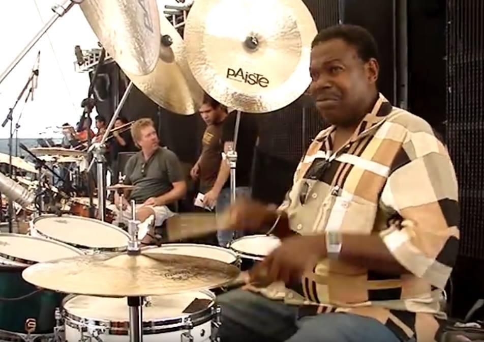 Michael orr hustler drums